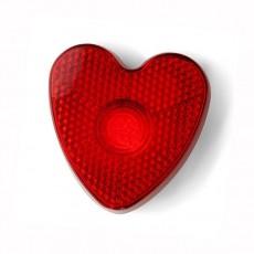 Blinkie Leuchte Herz als Werbeartikel bedrucken und bestellen
