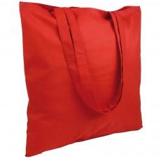Baumwolltasche farbig in rot