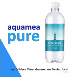 Aquamea Mineralwasser pure