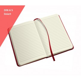 Notizbuch A5 liniert