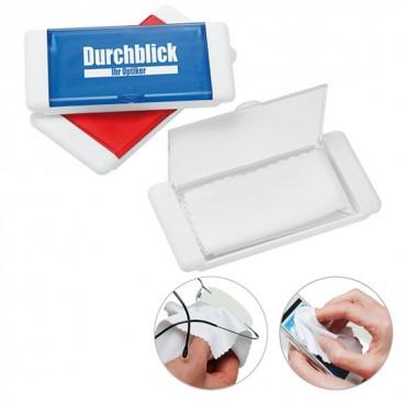 Mikrofasertuch in einer Box