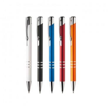 Kugelschreiber Nubis aus Metall