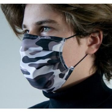 Mund-Nasen-Maske Sublimationsdruck