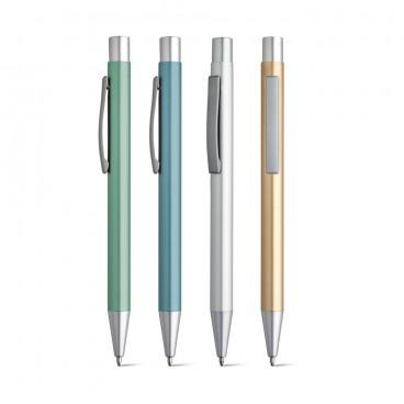 Kugelschreiber Storm aus Aluminium