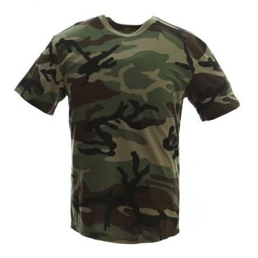 armada outdoor t-shirt camouflage grün