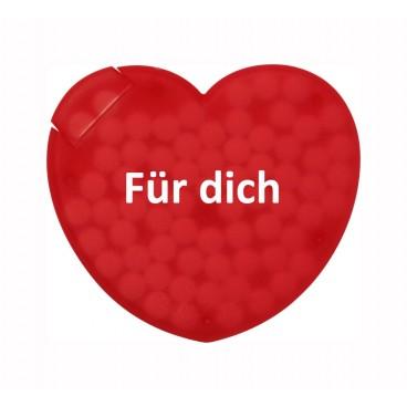 "Pfefferminzbonbons ""Liebe"""