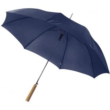 Regenschirm 700 | gerader Holzgriff