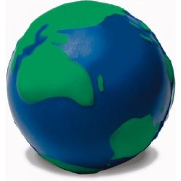 Antistressball Weltkugel