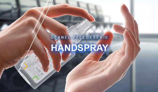 Desinfektionsgel für die Hände
