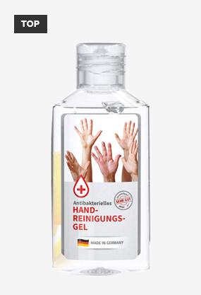 Handgel zur Desinfektion